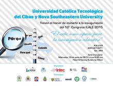Invitación ILALE 2015